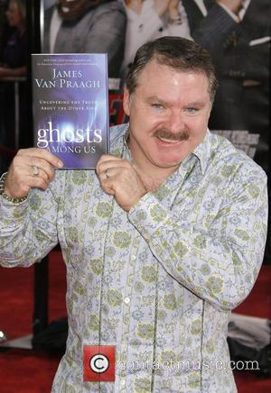James Van Praagh Premiere of 'Get Smart' at Mann's Village Theater - Arrivals Westwood, California - 16.06.08