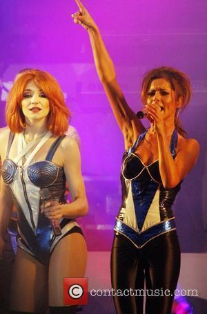 Nicola Roberts, Cheryl Tweedy and Girls Aloud
