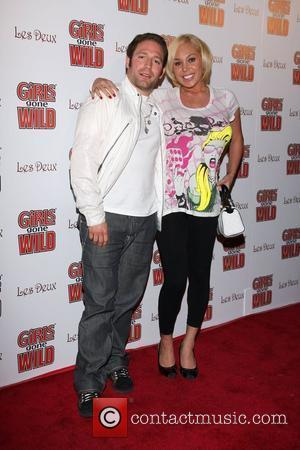 David Weintraub and Mary Carey Release Party for second issue of 'Girls Gone Wild Magazine' at Les Deux Hollywood, California...