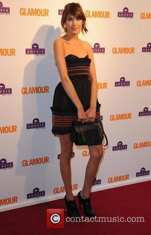 Alexa Chung, Berkeley Square Gardens and Glamour Women Of The Year Awards