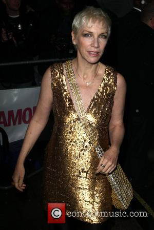 Annie Lennox, Berkeley Square Gardens and Glamour Women Of The Year Awards