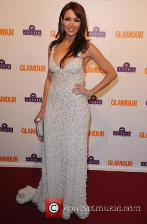 Dannii Minogue, Berkeley Square Gardens and Glamour Women Of The Year Awards