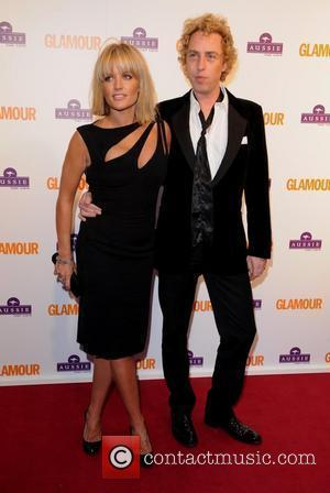 Davinia Taylor, James Brown, Berkeley Square Gardens and Glamour Women Of The Year Awards