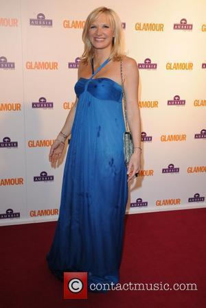 Jo Whiley, Berkeley Square Gardens and Glamour Women Of The Year Awards