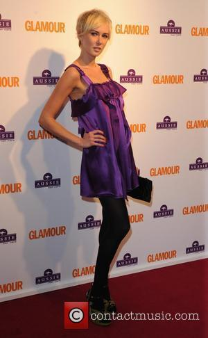 Kimberly Stewart  Glamour Women Of The Year Awards 2008 held at Berkeley Square Gardens - arrivals London, England -...