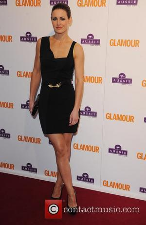 Kirsty Gallacher  Glamour Women Of The Year Awards 2008 held at Berkeley Square Gardens - arrivals London, England -...