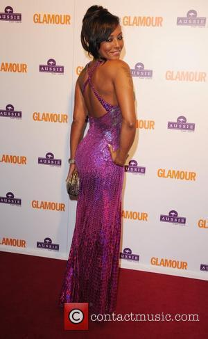 Mel B, Berkeley Square Gardens and Glamour Women Of The Year Awards