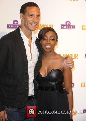 Rio Ferdinand, Berkeley Square Gardens and Glamour Women Of The Year Awards