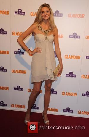 Tamsin Egerton  Glamour Women Of The Year Awards 2008 held at Berkeley Square Gardens - arrivals London, England -...