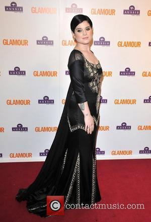 Kelly Osbourne, Berkeley Square Gardens and Glamour Women Of The Year Awards