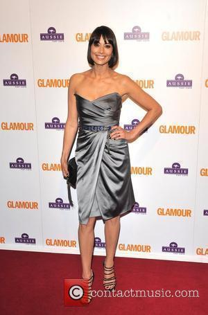 Melanie Sykes, Berkeley Square Gardens and Glamour Women Of The Year Awards