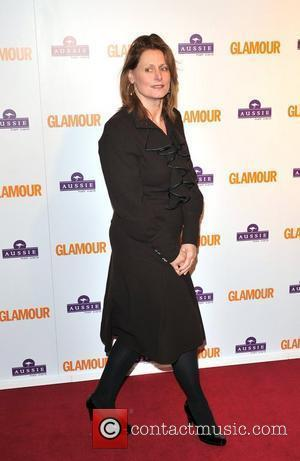 Sarah Brown, Berkeley Square Gardens and Glamour Women Of The Year Awards