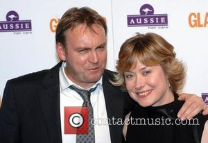 Philip Glenister, Berkeley Square Gardens and Glamour Women Of The Year Awards