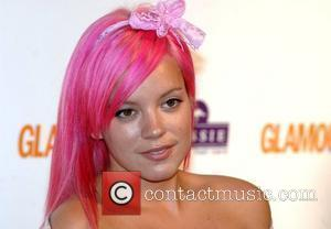 Lily Allen, Glamour Women Of The Year Awards, Berkeley Square Gardens