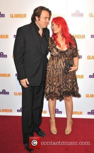 Jonathan Ross, Jane Goldman, Berkeley Square Gardens and Glamour Women Of The Year Awards