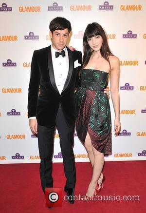 Mark Ronson, Daisy Lowe, Berkeley Square Gardens and Glamour Women Of The Year Awards