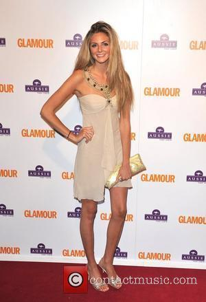 Tamsin Egerton, Berkeley Square Gardens and Glamour Women Of The Year Awards