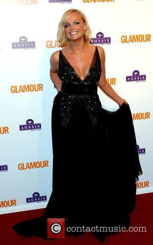 Glamour Women Of The Year Awards, Emma Bunton, Berkeley Square Gardens