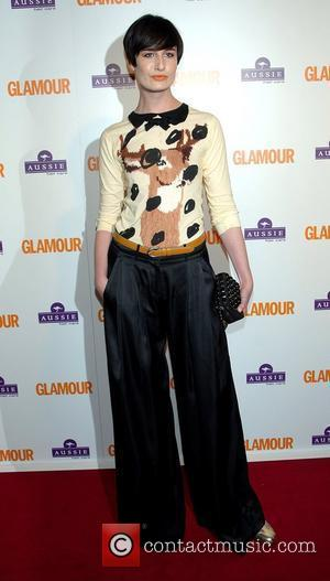 Erin O'Connor, Berkeley Square Gardens and Glamour Women Of The Year Awards
