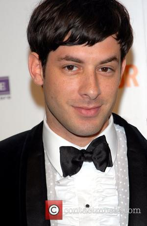 Mark Ronson Glamour Women Of The Year Awards held at Berkeley Square Gardens - Arrivals. London, England - 03.06.08