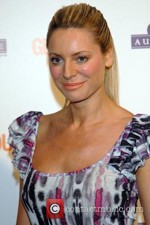 Tess Daly, Berkeley Square Gardens and Glamour Women Of The Year Awards