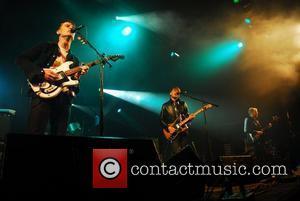 Franz Ferdinand  Glastonbury Festival - Day One Somerset, England - 27.06.08