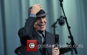 Leonard Cohen Glastonbury Festival 2008- Day Three Worthy Farm, Pilton Somerset, England - 29.06.08