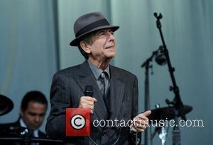 Eavis Praises Leonard Cohen
