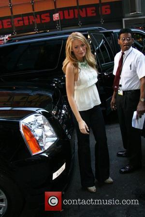 Blake Lively, ABC and Good Morning America