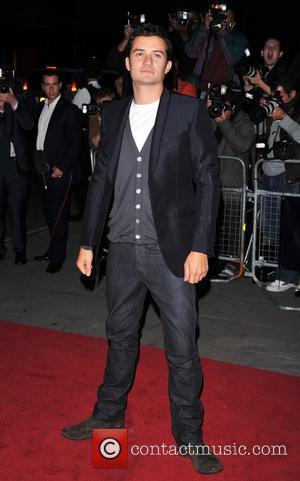 Orlando Bloom GQ Men of the Year Awards held at the Royal Opera House - Arrivals London, England - 02.09.08