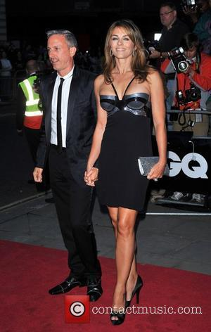Patrick Cox and Elizabeth Hurley GQ Men of the Year Awards held at the Royal Opera House - Arrivals London,...