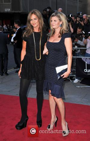 Trinny Woodall and Suzanna Shaw GQ Men of the Year Awards held at the Royal Opera House - Arrivals London,...