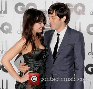 Daisy Lowe and Mark Ronson  GQ Men of the Year Awards held at the Royal Opera House - Inside...