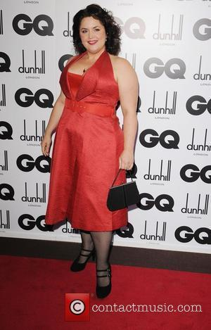 Ruth Jones GQ Men of the Year Awards held at the Royal Opera House - Inside Arrivals London, England -...