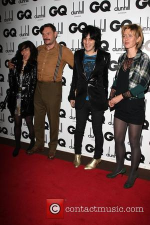 Noel Fielding and the Mighty Boosh GQ Men of the Year Awards held at the Royal Opera House - inside...