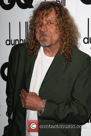 Robert Plant GQ Men of the Year Awards held at the Royal Opera House - inside arrivals London, England -...