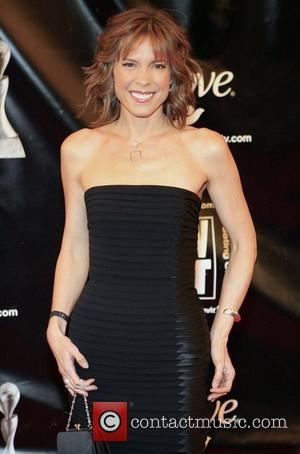 Hannah Storm 33rd Annual American Women In Radio & Television Gracie Allen Awards - held at the Marriott Marquis -...