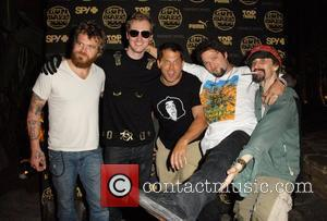 Bam Margera and Gumball 3000