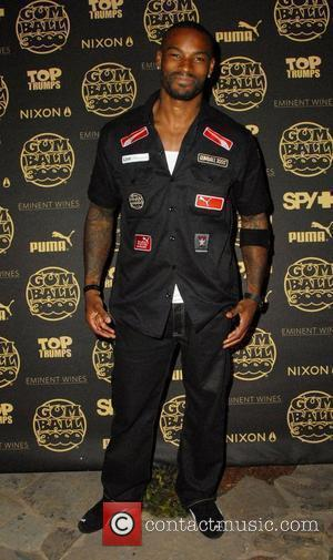Tyson Beckford and Gumball 3000
