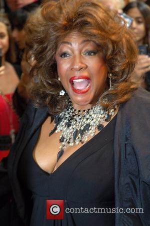 Mary Wilson Hairspray The School Musical - premiere held at the Lyric theatre London, England - 31.08.08