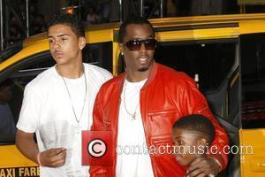 Diddy + Cassie Split