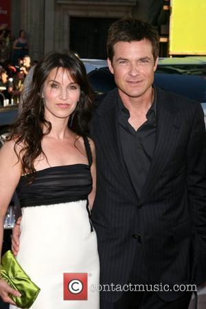 Jason Bateman and Wife
