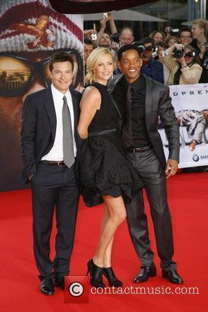 Jason Bateman and Charlize Theron