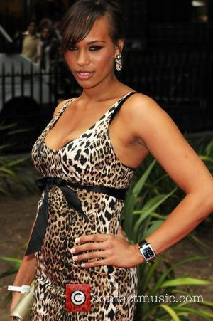 Javine Hylton 'Hancock' the UK premiere - arrivals held at Vue West End London, England - 18.06.08