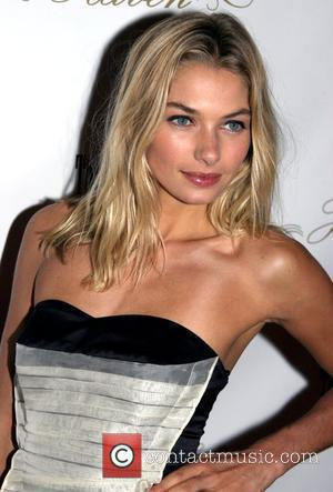 Jessica Hart Grand Opening of Haven with special DJ set by Benji Madden - Arrivals New York City, USA -...