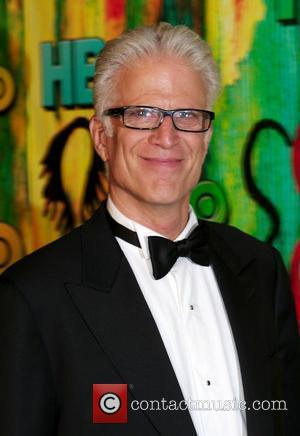 Ted Danson HBO Emmy afterparty at the Pacific Design Centre Los Angeles, California - 21.09.08