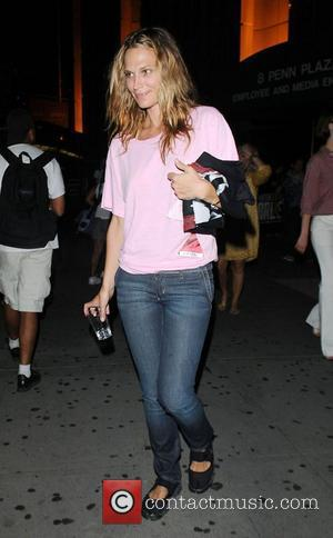 Molly Sims and Coldplay