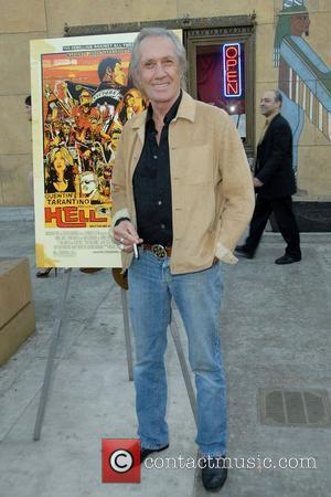 David Carradine and Egyptian Theater