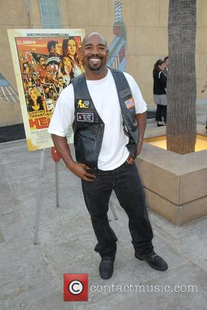 Michael Beach and Egyptian Theater