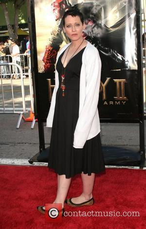 Lori Petty The 'Hellboy 2: The Golden Army' premiere at the Mann Village Theater Los Angeles, California - 28.06.08